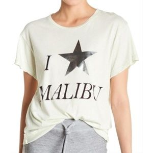 NWT Wildfox | Malibu shirt